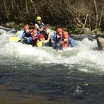 Rafting στο Νέστο